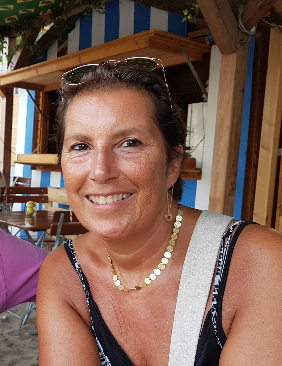 20180919 Kennismaking Met Nathalie Op Mijn Vijftigste Is De Hemel Op Mijn Hoofd Gevallen Ik Kreeg Kanker