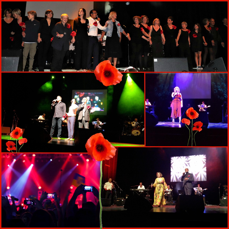 20181018 Pink Ribbon Bezocht Het Concert Van La Vie La 001