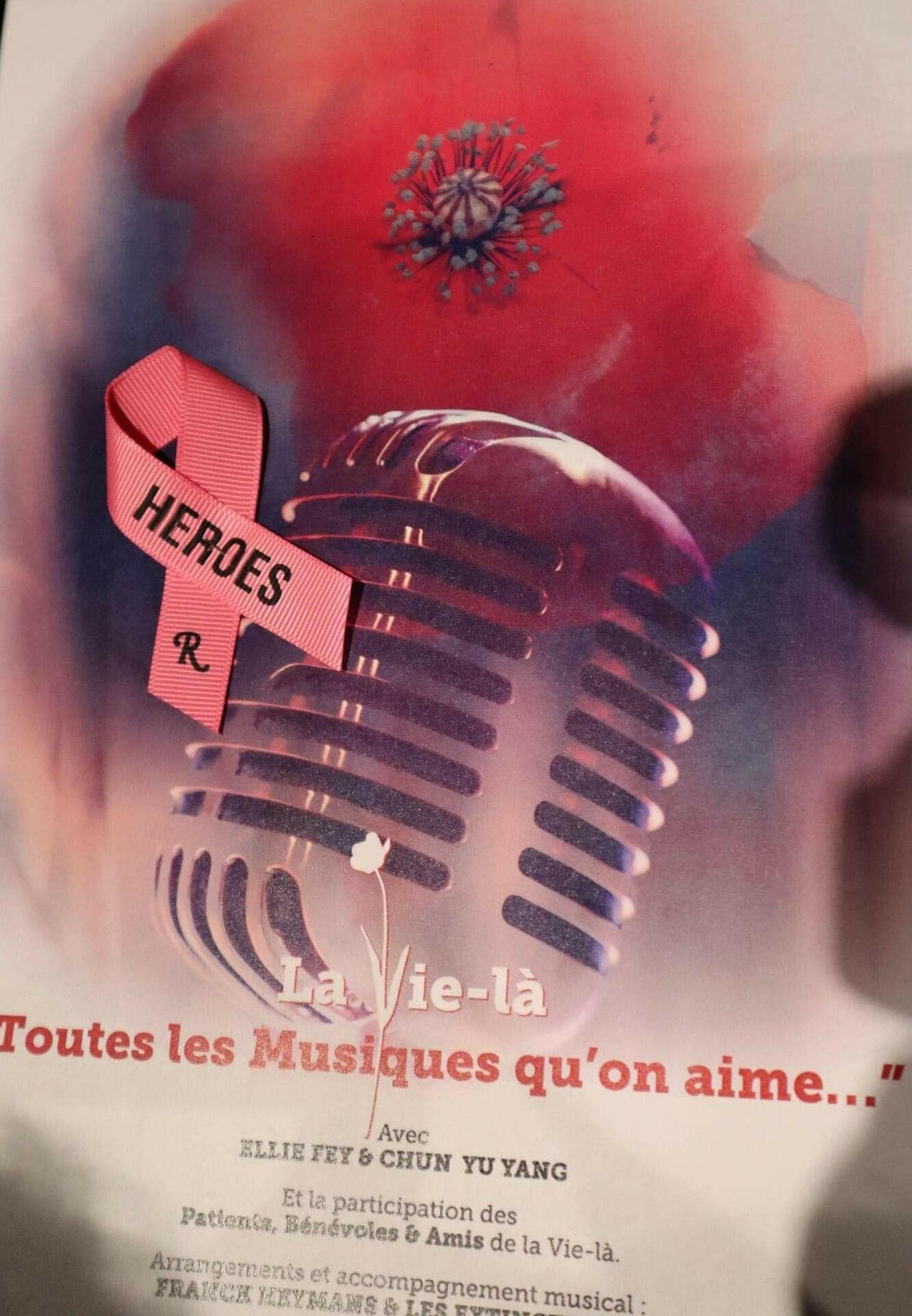20181018 Pink Ribbon Bezocht Het Concert Van La Vie La 002