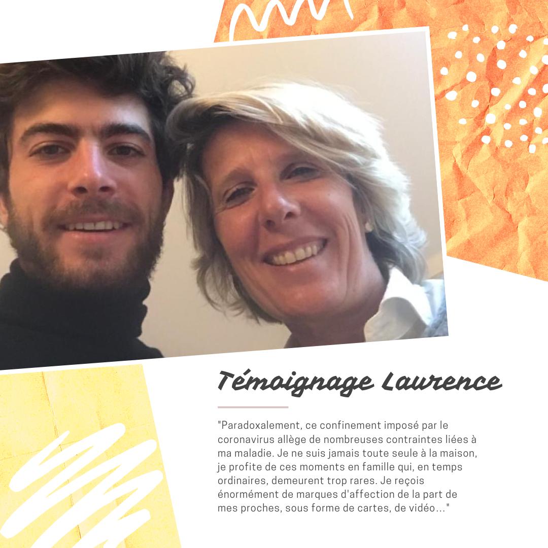 Temoignage Laurence Radiotherapie tijdens corona 1