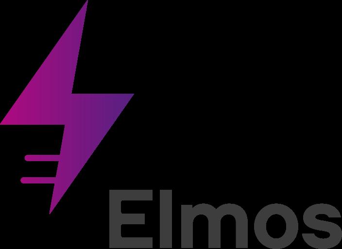 Elmos logo kleur RGB