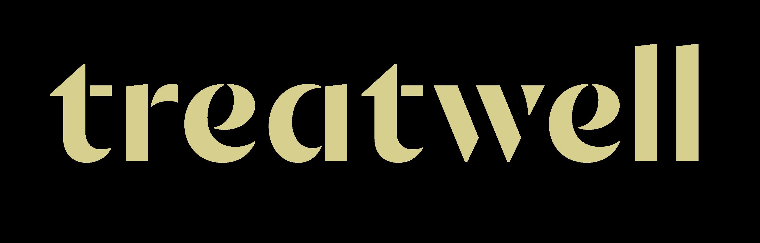 Treatwell Logotype Gold RGB