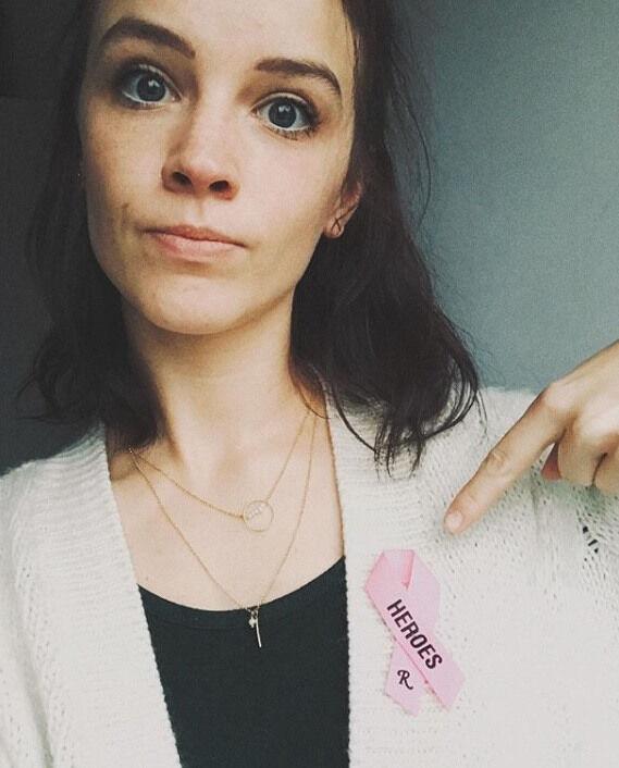 20190118 Actrice Lynn Van Royen Steunt Pink Ribbon Enkel Nl 001