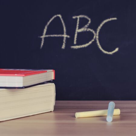 Abc books chalk chalkboard 265076