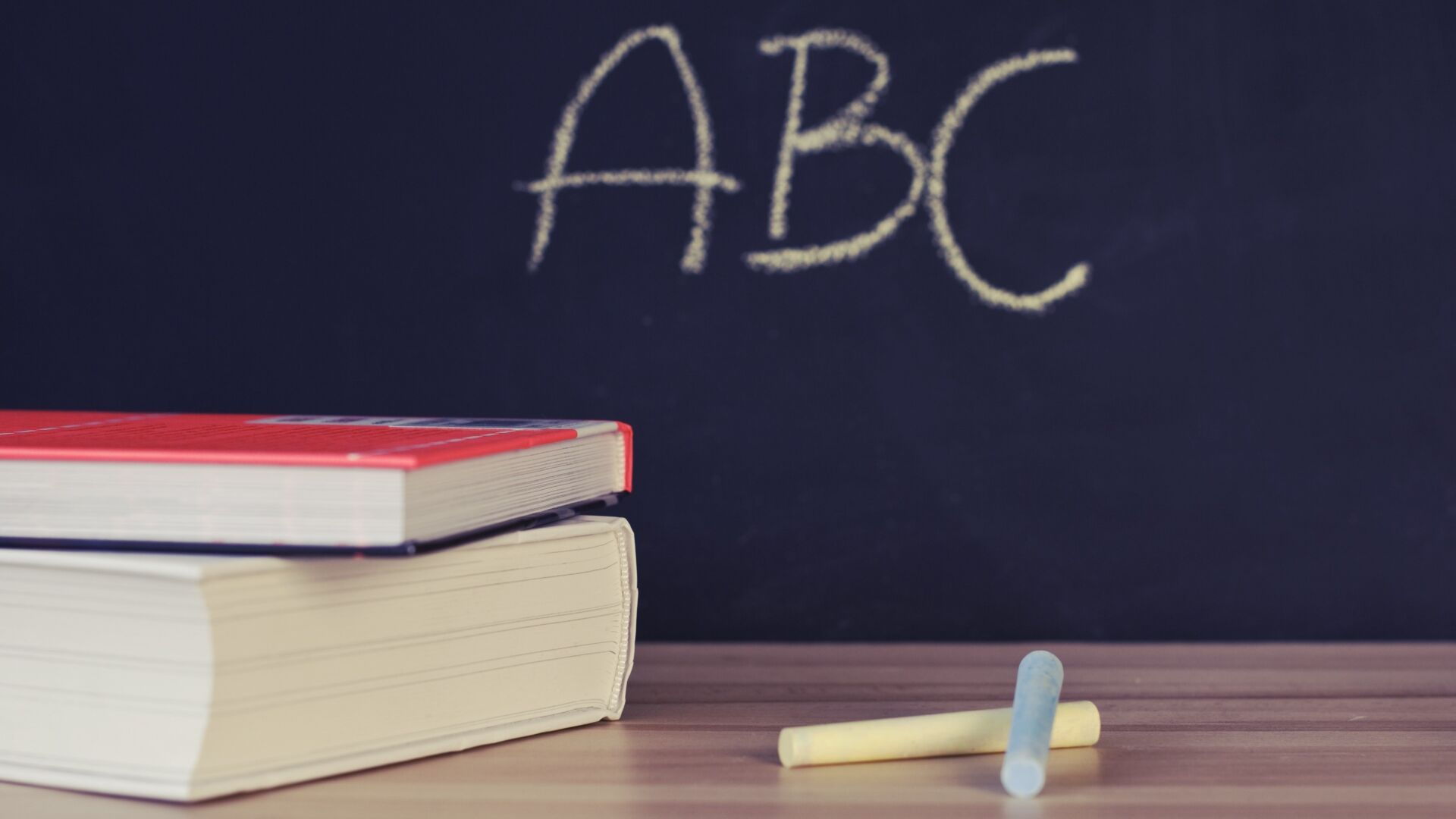 Abc books chalk chalkboard 265076